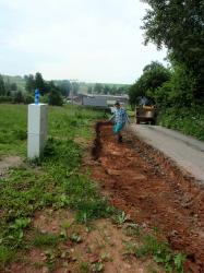 Zemní práce 2